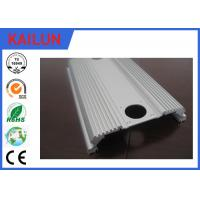 Buy cheap Anodised Aluminium Flat Bar Extrusion Profiles for 300 Watt Vehicle Amplifier Case product