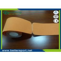 China Pre cut kinesiology tape sports physiotherapy tape muscle tape 5cmX5m on sale