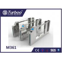 Buy cheap Multiple Control Modes Optical Barrier Turnstiles With Various Interfaces product