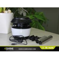 Buy cheap White or Black Solar Mosquito Killer Light with ABS Material for Garden with 80Lms, 0.5W, 50000H product