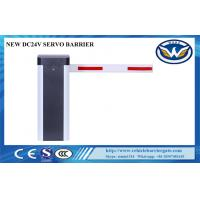 Buy cheap WS-2 Inverter Motor Parking Lot Barrier Gates , Vehicle Barrier System Speed from wholesalers