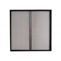 Buy cheap H13 - H14 HEPA Filter With DOP Port For GMP Workshop / Clean Room Air Filter product