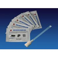 Buy cheap 105909 169 Zebra Cleaning Kit , Zebra Cleaning Swabs / Wipes Plastic Material OEM product