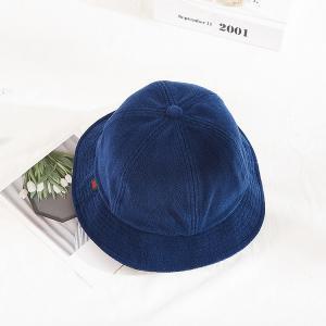 Buy cheap Funny Plain Wool Fisherman Bucket Cap Ladies Winter Bucket Hats product