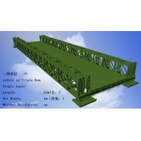 ZB321 TS structure , Painted , Bailey Bridge /Steel Bridge-Galvanized
