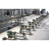 Buy cheap 220V 380V AAC Block Cutting Machine Roller Conveyor Side Panel product