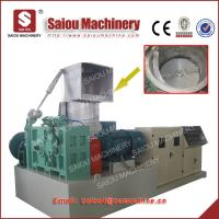Buy cheap plastic recycle pellet plastic granulators waste plastic recycling machine product