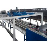 Buy cheap Fully Automatic Board Making Machine For Interior Fiber Cement Building Finishing product