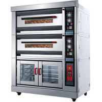 China Professional Commercial Baking Ovens , Commercial Kitchen Ovens Big Chamber Space wholesale