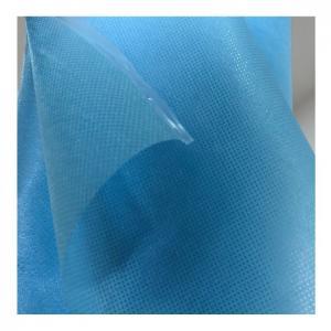 Buy cheap Non Sterile Disposable Protective Nonwoven Fabrics Sesame Dot 100% Polypropylene product