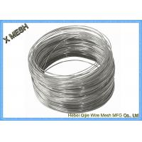 China Hot Dipped Galvanized Galvanized Binding Wire , Mild Steel Wire 25 Kgs Coil on sale