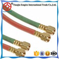 Buy cheap EN559 Green and red for Oxygen and Acetylene Fuel Gas Grade R for acetylene oxy-acetylene only product
