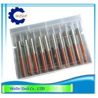 Buy cheap M8x1.25 EDM Tungsten Copper Tapper Electrodes ( CuW) 68mmL For EDM Spark Machine from wholesalers