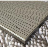 Buy cheap Indoor Melamine MDF  / Plain MDF board ECO - Friendly Construction Building Materials product