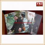 Buy cheap Fancy custom made A4 folded leaflet magazine printing product