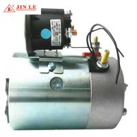 Buy cheap Carbon Brush Hydraulic Pump Motor 12 V 1.6 KW 114mm O.D. 6N.M Torque from wholesalers