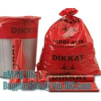 Buy cheap Autoclave Bags, Pouches, Biohazard Waste Bags, Biohazard Garbage, Waste Disposal Bag product