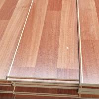 Buy cheap HDF AC3 class31 12mm embossed surface large interlocking floor tiles product