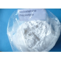 Buy cheap Testosterone Propionate CAS 57-85-2 Raw Steroid Powders For Muscle Bodybuilding product