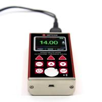 Buy cheap Extruded Aluminum Body Ultrasonic Thickness Tester Equiped With Bluetooth Printer MT660 product