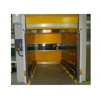 Buy cheap Custom Intelligence Fast - Rolling Door Cleanroom Air Shower / Clean Room Booth from wholesalers