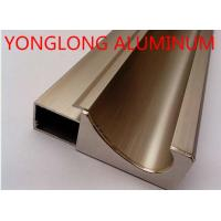 Buy cheap High Precision Aluminium Kitchen Profile / Extruded Aluminum Profiles product