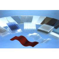 China Translucent FRP Sunlight Roofing sheet for green house on sale