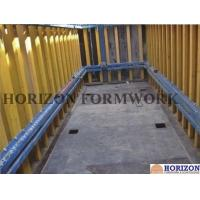 Buy cheap Push Pull Brace Climbing Scaffolding System Tailored Beams To Support Wall Form product