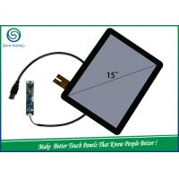 Buy cheap 15'' 6H 2 Layers COB Capacitive Touch Sensor / Projected Capacitive Touch Panel For Industrial Monitor from wholesalers
