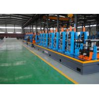 Buy cheap High Frequency Industrial Pipe Production Line 380V/440V With 4-8m Length product