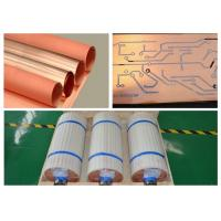 Buy cheap Standard Width Copper Sheet Roll 12um Thickness With Good Etching Resist Adhesion product
