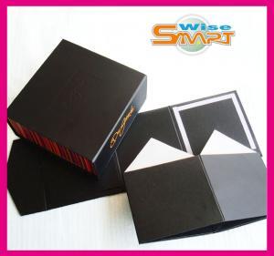 China Jewellery Bracelet,Earring Kraft Paper Folding Box for Gift Packaging PB2012316 on sale
