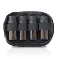 Buy cheap Nylon Essential Oil Storage Case 2 Bag Set With 4 Bottle Keychain Case product
