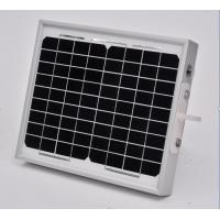 5W Integrated Solar Street Light Aluminum Alloy Material , All In One Design Garden Light