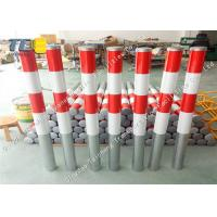 Buy cheap Reflective Tape Fixed Bollards Removable Parking Posts Security Locking product