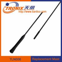Buy cheap 1 section mast car antenna/ replacement mast car antenna/ car antenna accessories TLN006 product