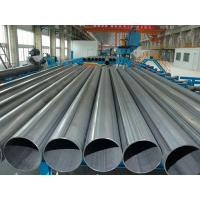 Quality st37 erw welded steel pipe pieces per ton for sale