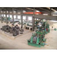 Buy cheap HRC Material Spiral Welded Pipe Mill Large Diameter Customizable Design product