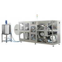 Buy cheap Full automatic single channel wet tissue making machine production line product