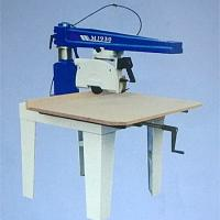 Buy cheap Durable Automatic Woodworking Machinery Industrial Radial Arm Saw 360 Turning Angle product