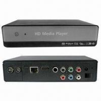 Buy cheap Android TV Box with HD DVB-T, AMLOGIC 8726 Main Chip and Plastic Case product