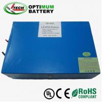 Buy cheap Lifepo4 Solar Energy Storage Battery For Golf Car 12 Volt 40ah product