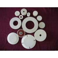 Buy cheap Needle Punched Buffing Wheel For Drill , 12mm Wool Felt Polishing Pads product