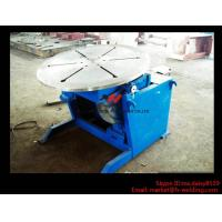 Buy cheap High Precision Pipe Welding Positioners With Turning / Revolve Table HB30 3000KG product
