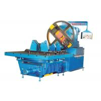 China Q1280-I / II Pipe Cutting And Beveling Machine 7.5KW Motor Power Energy Saving on sale