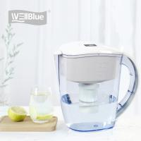 Buy cheap 6 Stage Filter Media Alkaline Water Filter Jug 3.5L Eco - Friendly Plastic from wholesalers