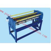 Buy cheap 0-30m/min Speed Simple Metal Slitting Machine With 30KW Power & Electric Control System product