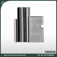 China Molded Metal plastic mold parts on sale