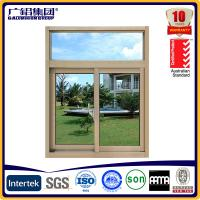 Buy cheap cheap price aluminium glass sliding windows with mosquito net product