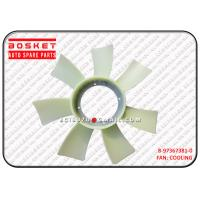 Buy cheap Elf 4hk1 Npr75 Nqr75 Cooling Fan of Isuzu Replacement Parts 8973673810 product